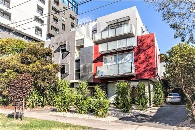 Picture of 15/5 Archibald Street, BOX HILL VIC 3128
