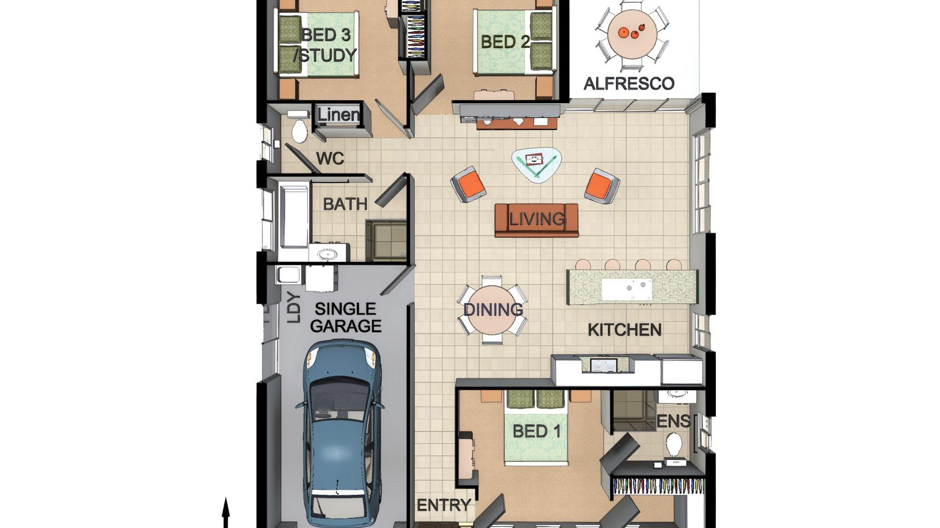 Lot 24 Cambooya Street, Drayton QLD 4350, Image 1