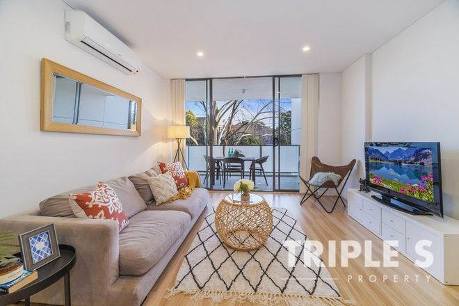 Picture of 12/32-36 Underwood Road, HOMEBUSH NSW 2140