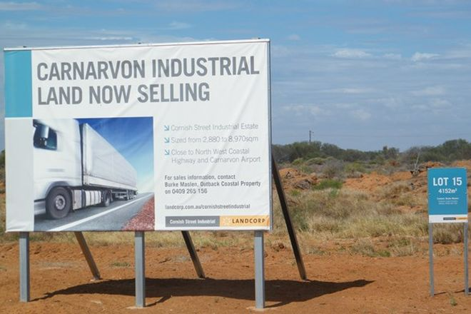 Picture of Lots 12, 13, 14 Cornish Street, CARNARVON WA 6701