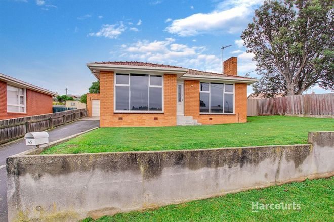 Picture of 45 Roslyn Avenue, ROMAINE TAS 7320