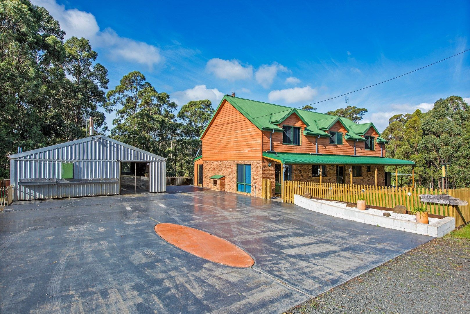 117 Purtons Road, North Motton TAS 7315, Image 0