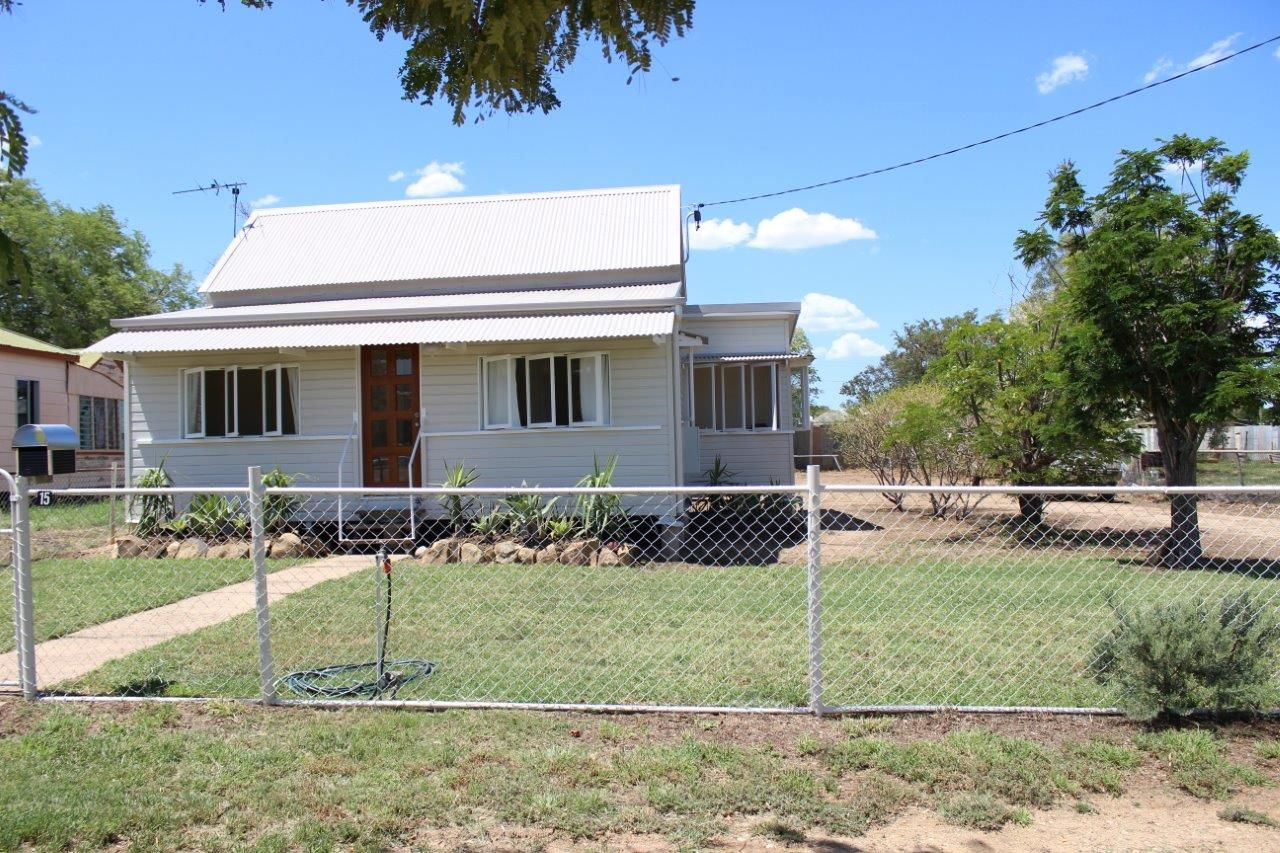 15 Mowbray Street, Hughenden QLD 4821, Image 0