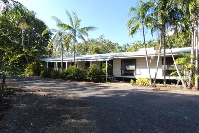 Picture of 1165 Livingstone Road, BERRY SPRINGS NT 0838