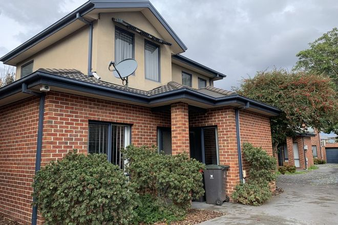 Picture of 3/28 Rae Street, CHADSTONE VIC 3148