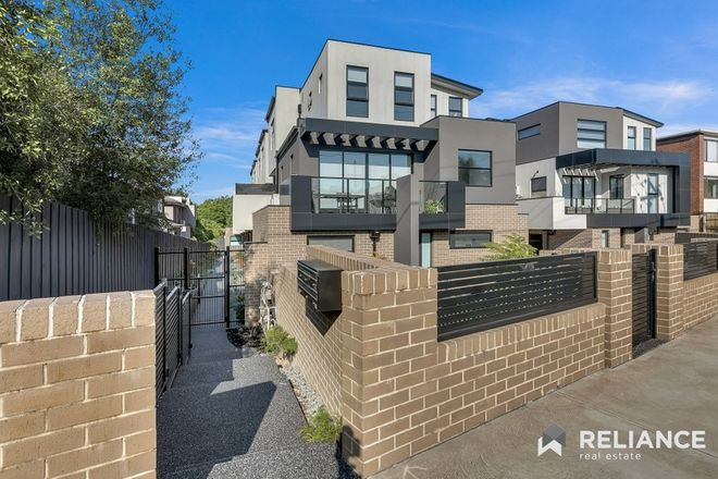 Picture of 6/244 Pascoe Vale  Road, ESSENDON VIC 3040