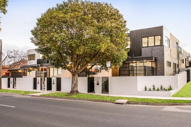 Picture of TH5/21-23 Jasper Road, BENTLEIGH VIC 3204