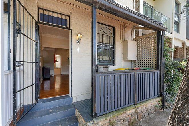 Picture of 4 St John Street, LEWISHAM NSW 2049
