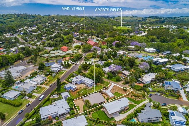Picture of 6 Thomas Street, BANGALOW NSW 2479