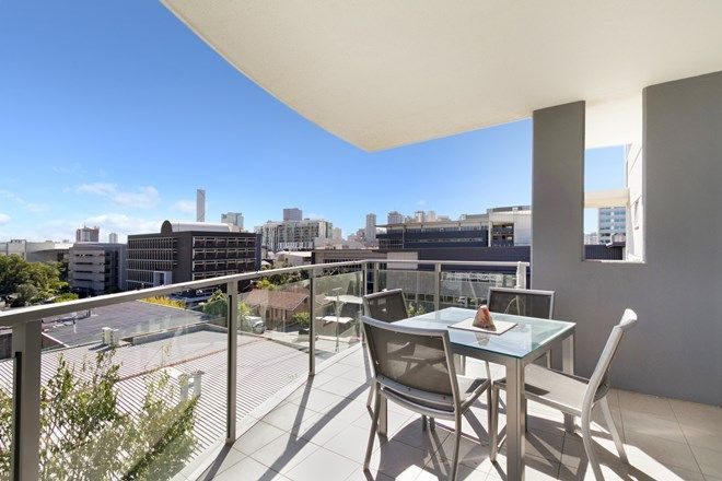 Picture of 45/62 Cordelia Street, SOUTH BRISBANE QLD 4101