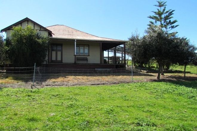 Picture of 164 Worsley Back Road, ALLANSON WA 6225