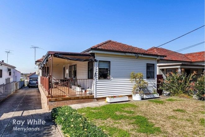 Picture of 31 Rowley Road, GUILDFORD NSW 2161