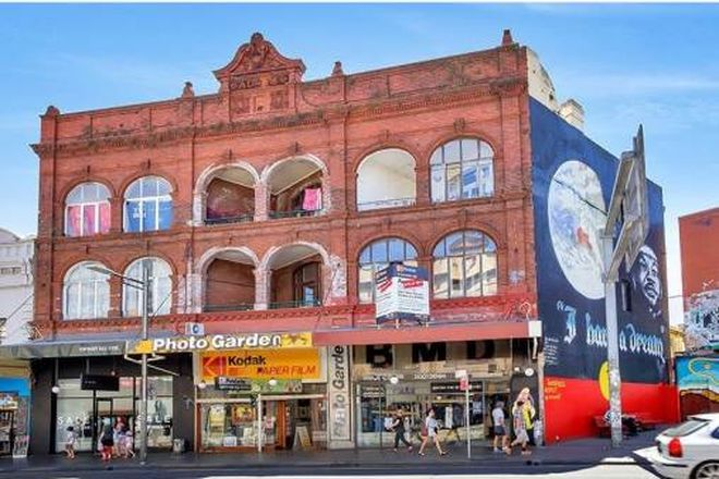 Picture of 1/309 King Street, NEWTOWN NSW 2042