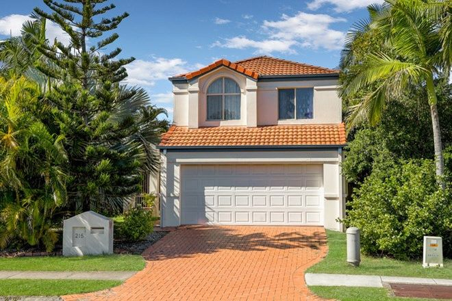 Picture of 215 Crestwood Drive, MOLENDINAR QLD 4214