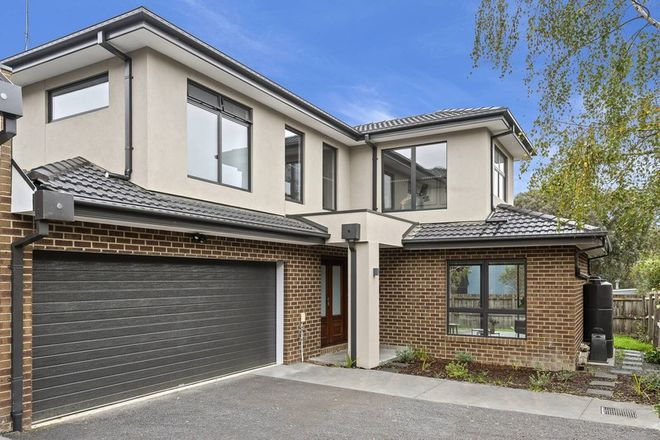 Picture of 2/40 Stott Street, BOX HILL SOUTH VIC 3128