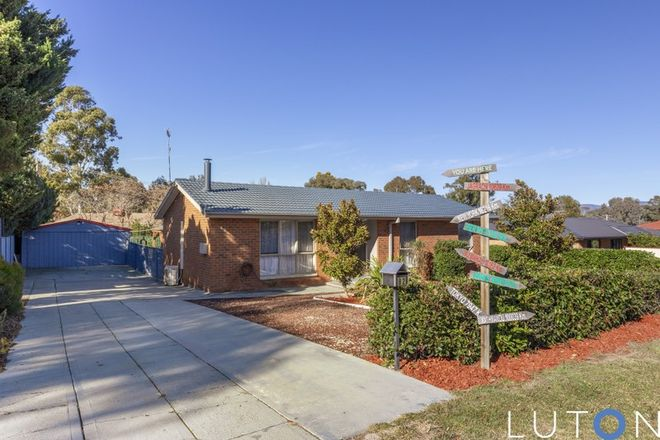 Picture of 82 Degraves Crescent, WANNIASSA ACT 2903