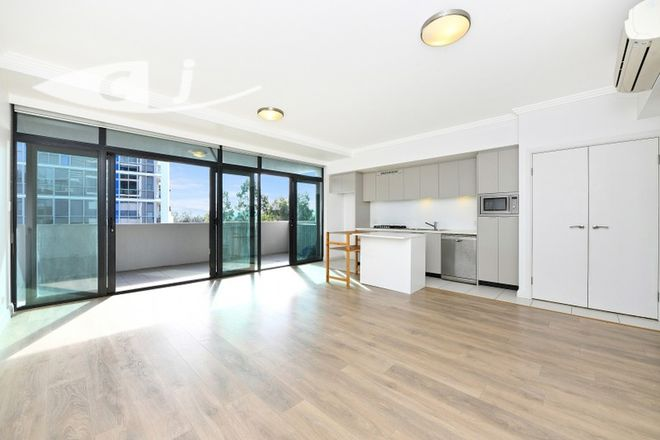 Picture of 19/50 Walker St, RHODES NSW 2138