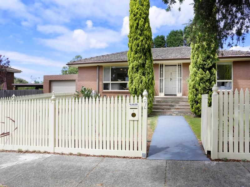 2 Pineview Close, Wheelers Hill VIC 3150, Image 0