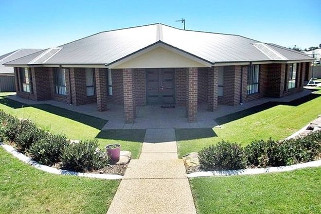Picture of 8 Plunkett Drive, LAKE ALBERT NSW 2650
