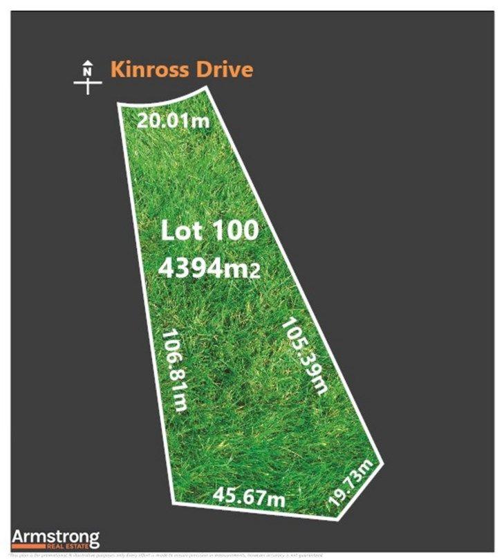 Lot 100 Kinross Drive, Winchelsea VIC 3241, Image 0