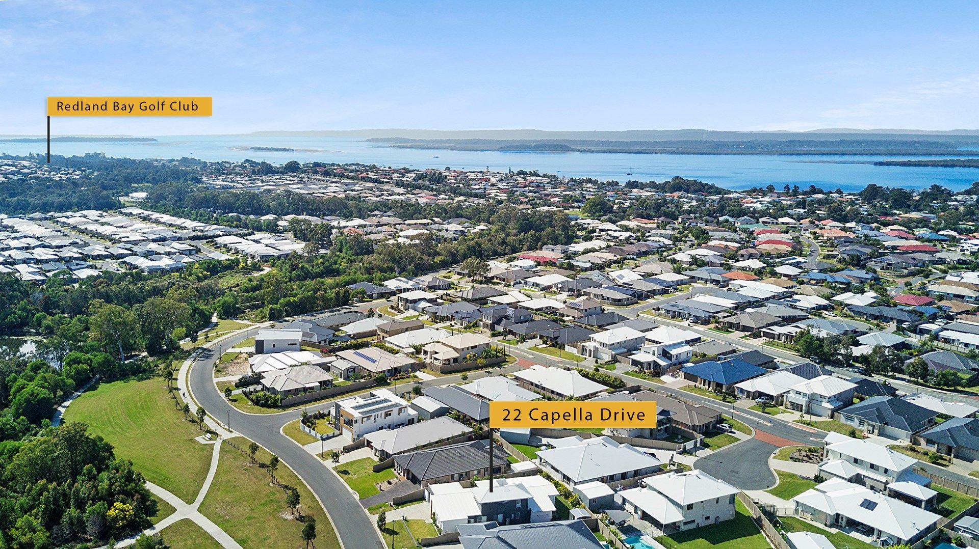 22 Capella Drive, Redland Bay QLD 4165, Image 0