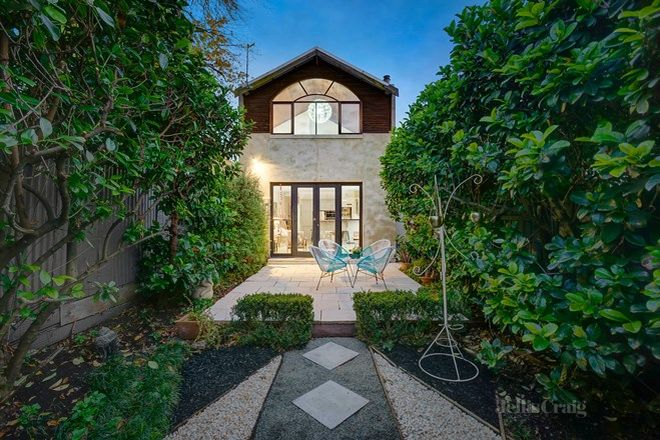 Picture of 3 Hopetoun Grove, SOUTH YARRA VIC 3141