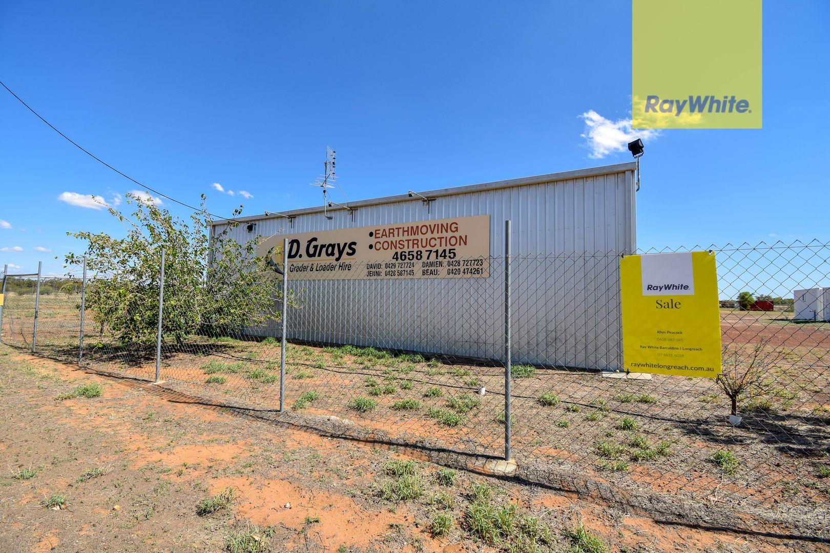 11 Lancewood Drive, Barcaldine QLD 4725, Image 0