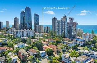 Picture of 25 Second Avenue, Broadbeach QLD 4218