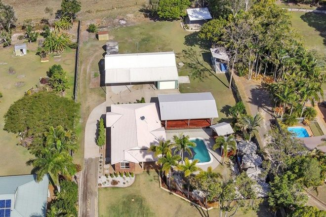 Picture of 30 Arcadia Drive, BRANYAN QLD 4670