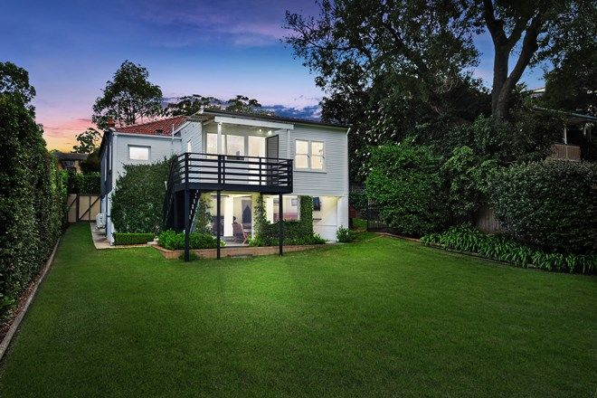 Picture of 47 Sutherland Street, LANE COVE NSW 2066