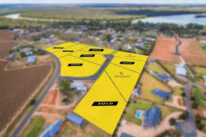 Picture of Lot 5 Marci Court, NICHOLS POINT VIC 3501
