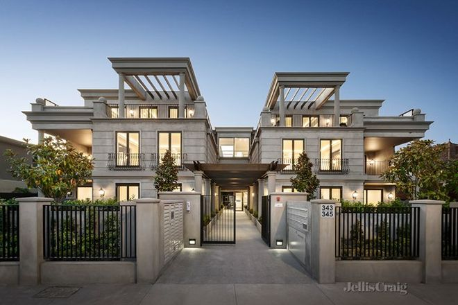 Picture of 11/343 Glenferrie Road, MALVERN VIC 3144