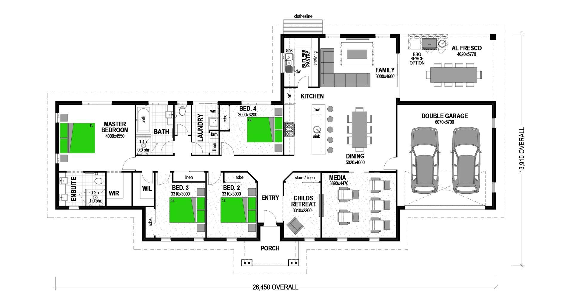 """Lot 99 Elwyn Drive """"OUTLOOK"""", Cedar Vale QLD 4285, Image 1"""