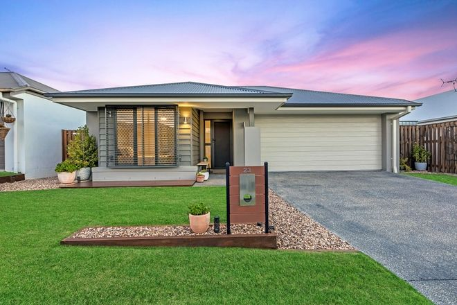 Picture of 23 Affinity Way, SOUTH RIPLEY QLD 4306