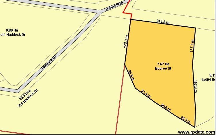 Lot 95 Booroo Rd, O'Connell QLD 4680, Image 0
