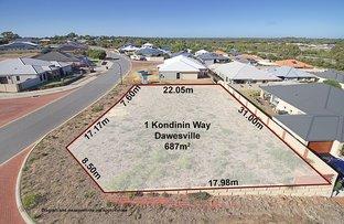Picture of 1 Kondinin Way, Dawesville WA 6211