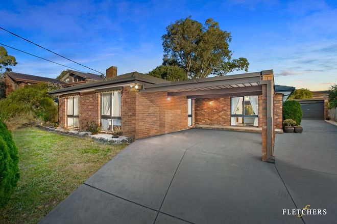 Picture of 78 Tortice Drive, RINGWOOD NORTH VIC 3134