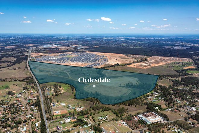 Picture of Lot 1233 Ansell Street Clydesdale, MARSDEN PARK NSW 2765