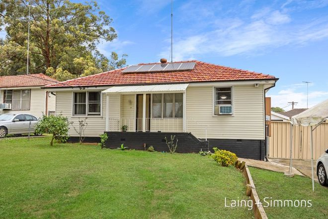 Picture of 47 Colbeck Street, TREGEAR NSW 2770