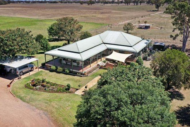 Picture of GLENGARRY 62 Mirrabooka Lane, QUIRINDI NSW 2343