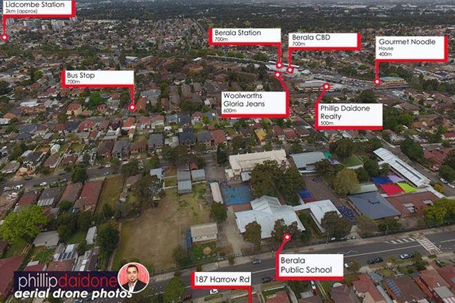 Picture of 187 Harrow Road, BERALA NSW 2141