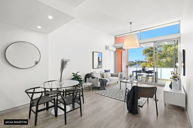 Picture of 323/5 Queen Street, ROSEBERY NSW 2018