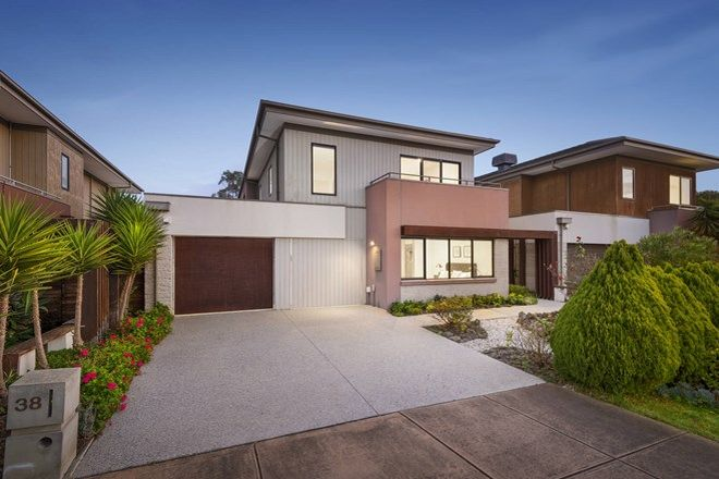 Picture of 38 Spinnaker Rise, SANCTUARY LAKES VIC 3030