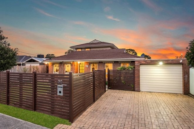 Picture of 30 Amaroo Drive, CHELSEA HEIGHTS VIC 3196