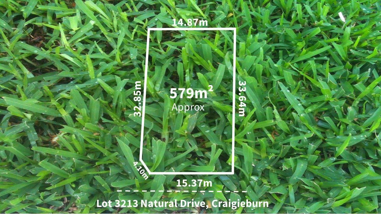 Lot 3213 Natural Drive, Craigieburn VIC 3064, Image 0
