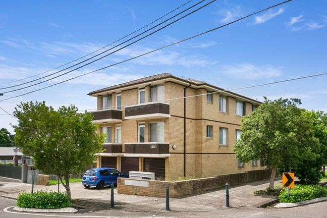 Picture of 5/3 Moyes Street, MARRICKVILLE NSW 2204