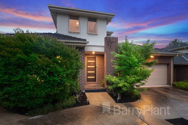 Picture of 4/18 Pach Road, WANTIRNA SOUTH VIC 3152