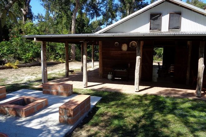 Picture of 218 Yaxleys Road, BYFIELD QLD 4703