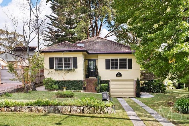 Picture of 3 Carlyle Road, EAST LINDFIELD NSW 2070