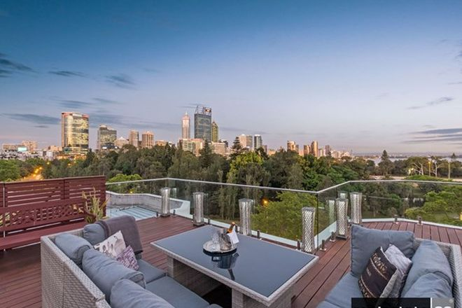 Picture of 5/168 Mounts Bay Road, PERTH WA 6000